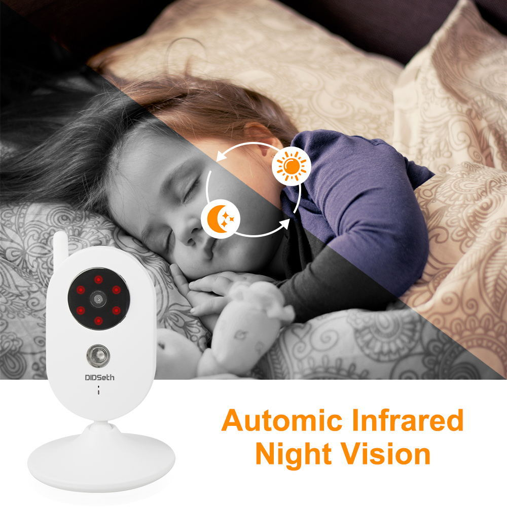 cheap didseth zr303 baby monitor