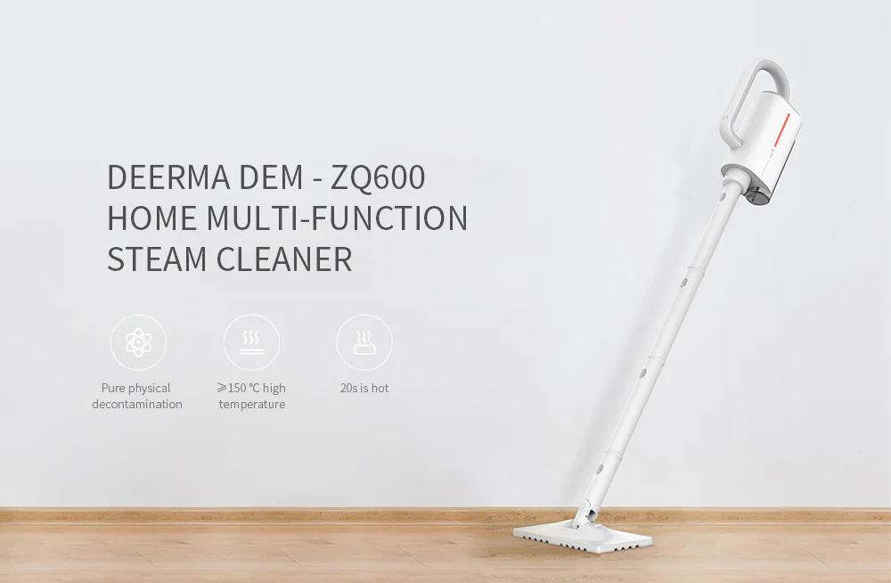 xiaomi deerma dem-zq600 steam cleaner