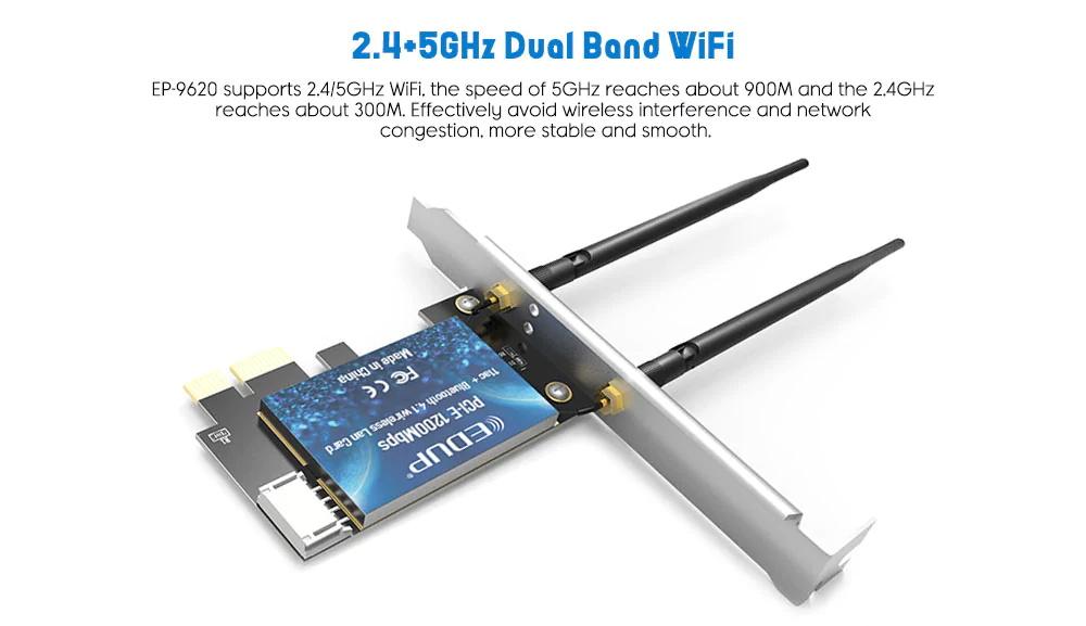 buy edup ep-9620 wifi adapter