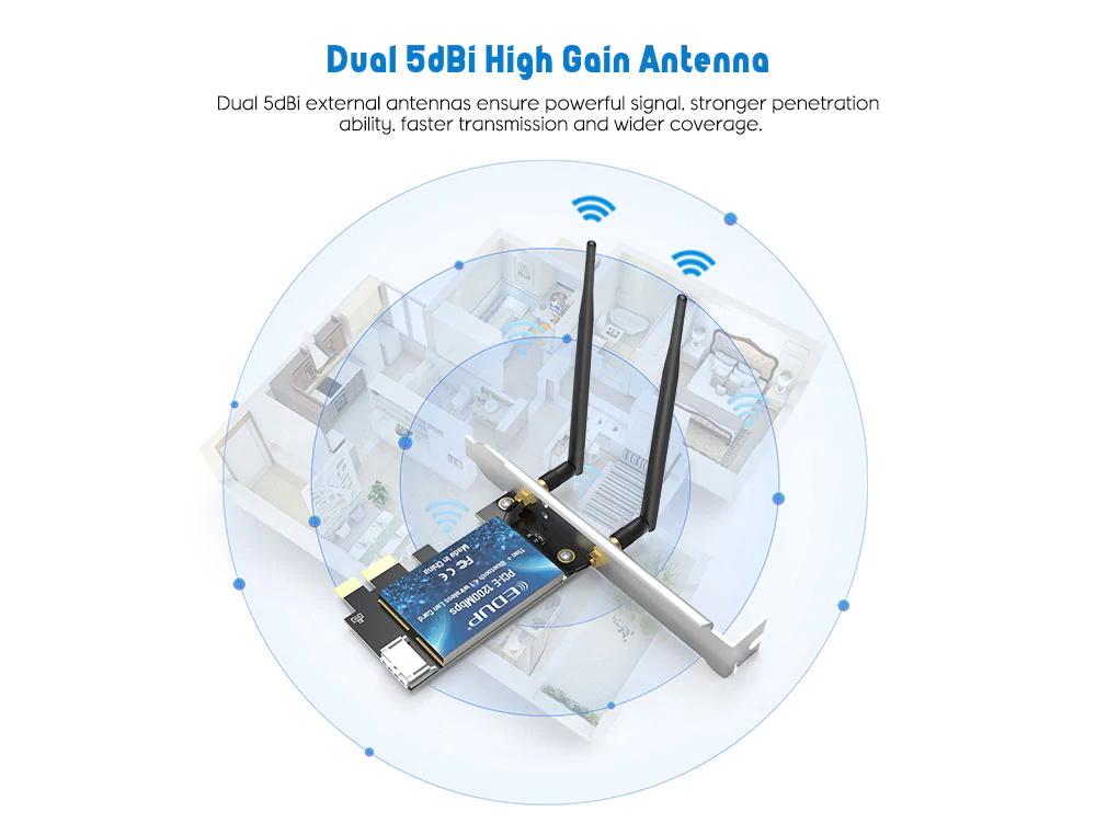 2019 edup ep-9620 wifi adapter