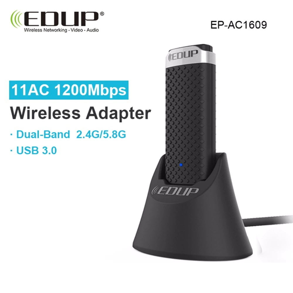 edup ep-ac1609 wireless usb adapter
