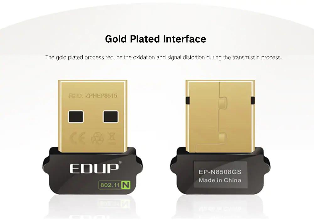 edup ep-n8508gs network adapter