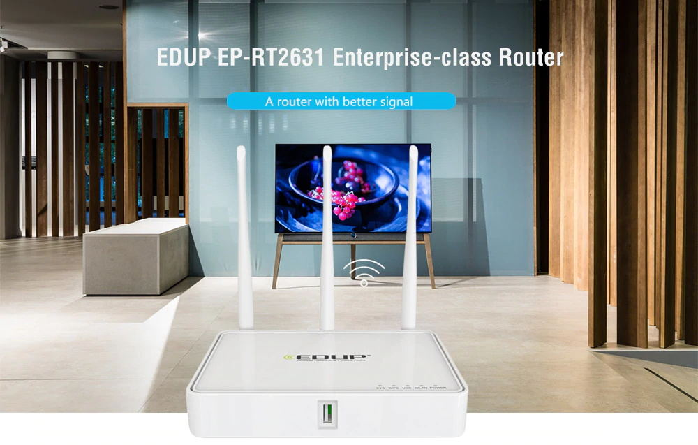 edup ep-rt2631 wireless router