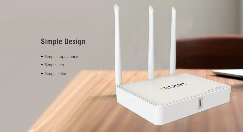 edup ep-rt2631 wireless router for sale