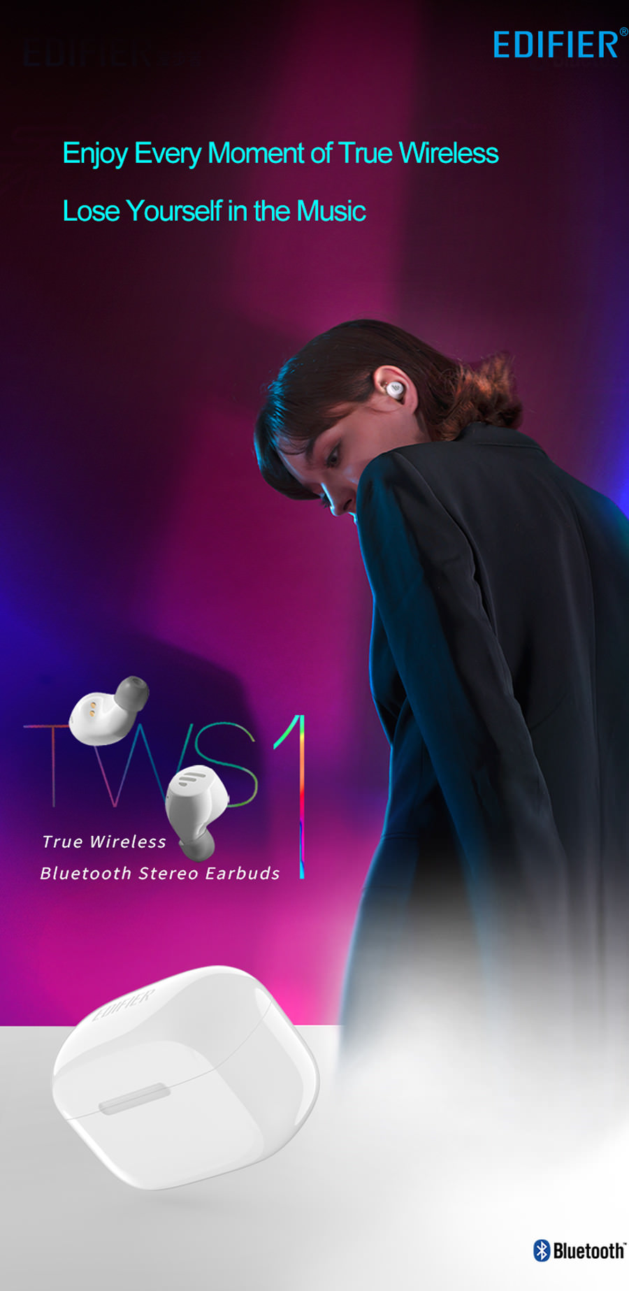 edifire tws1 earphone