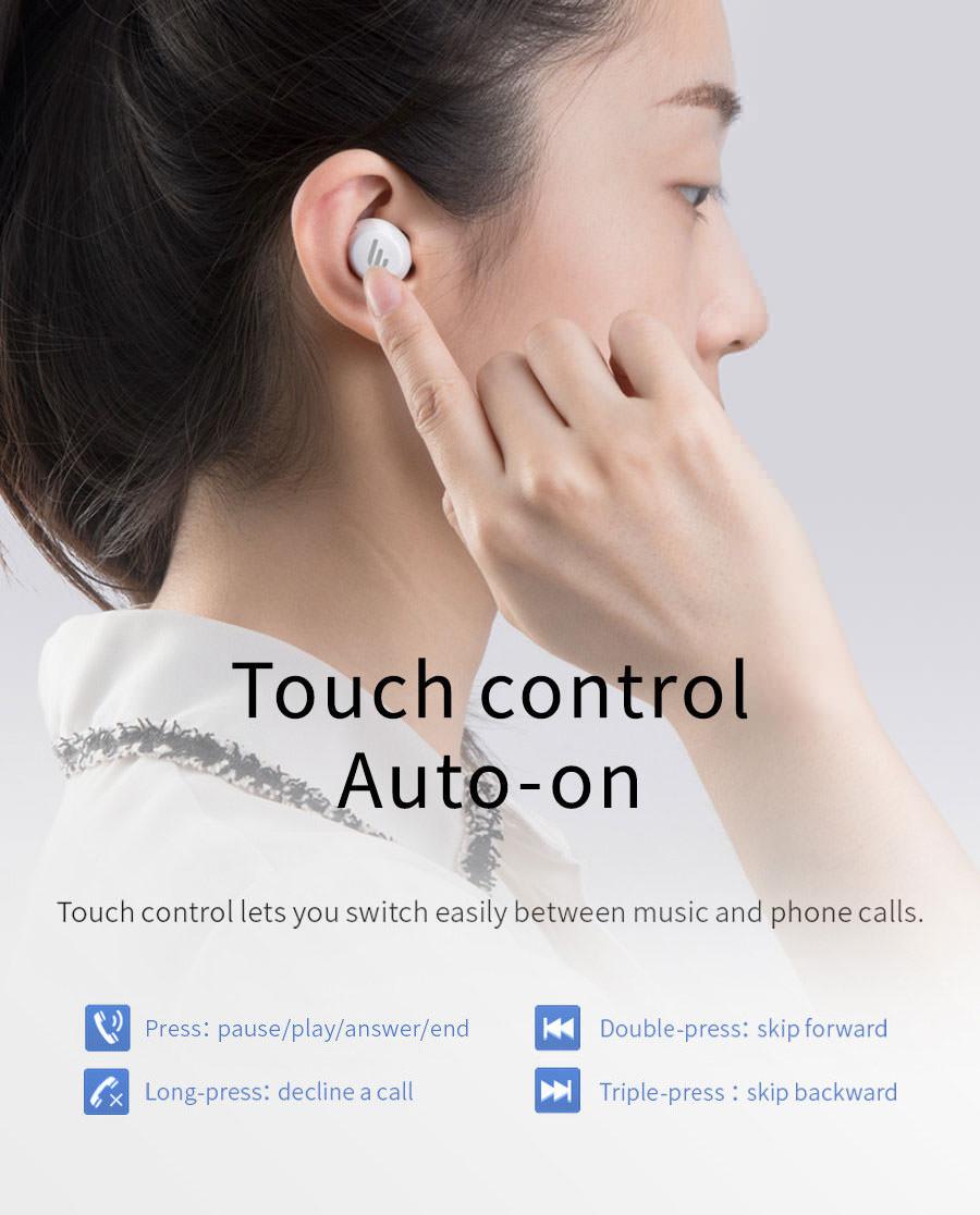 edifire tws1 earphone for sale
