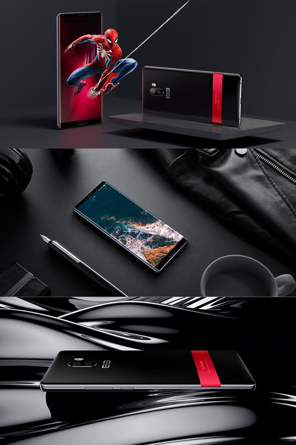 2019 elephone p11 3d
