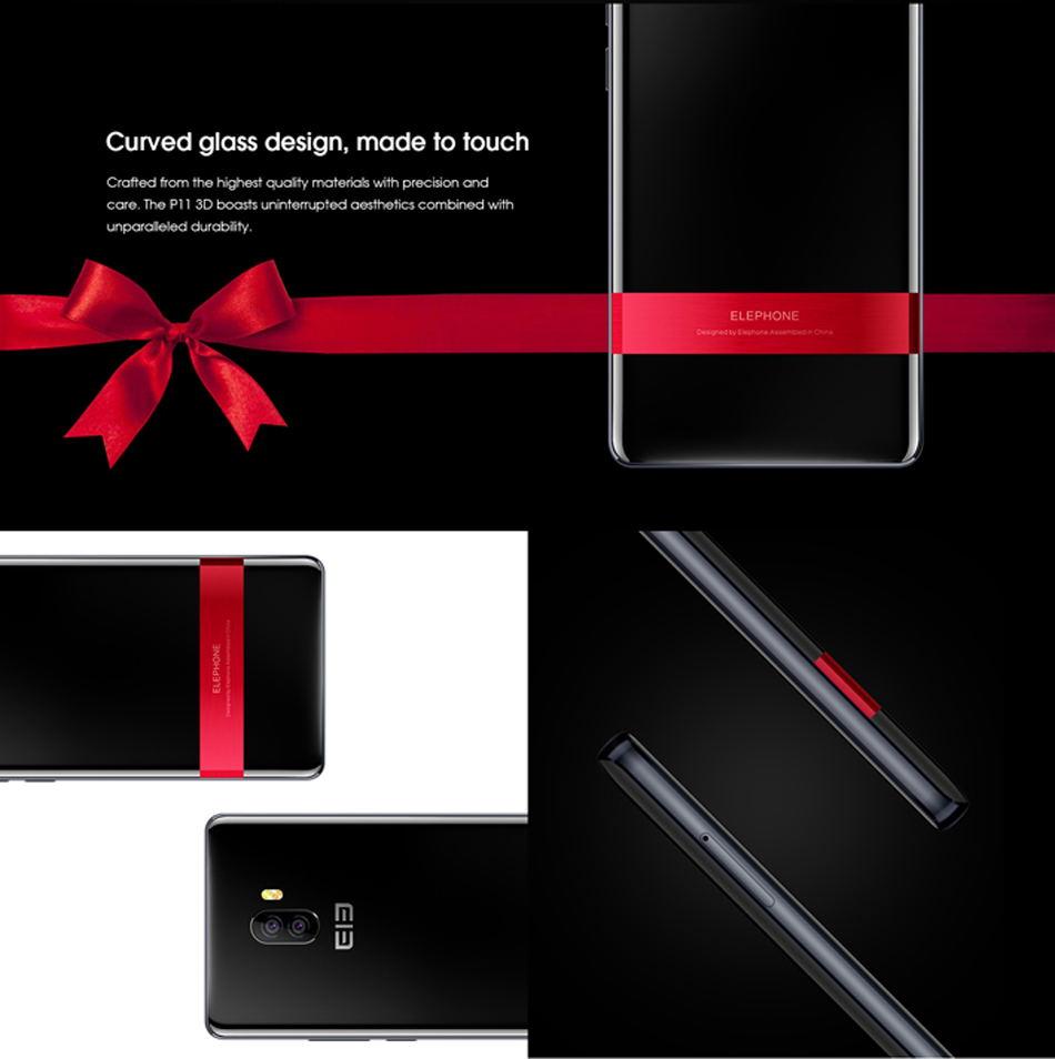 new elephone p11 3d smartphone