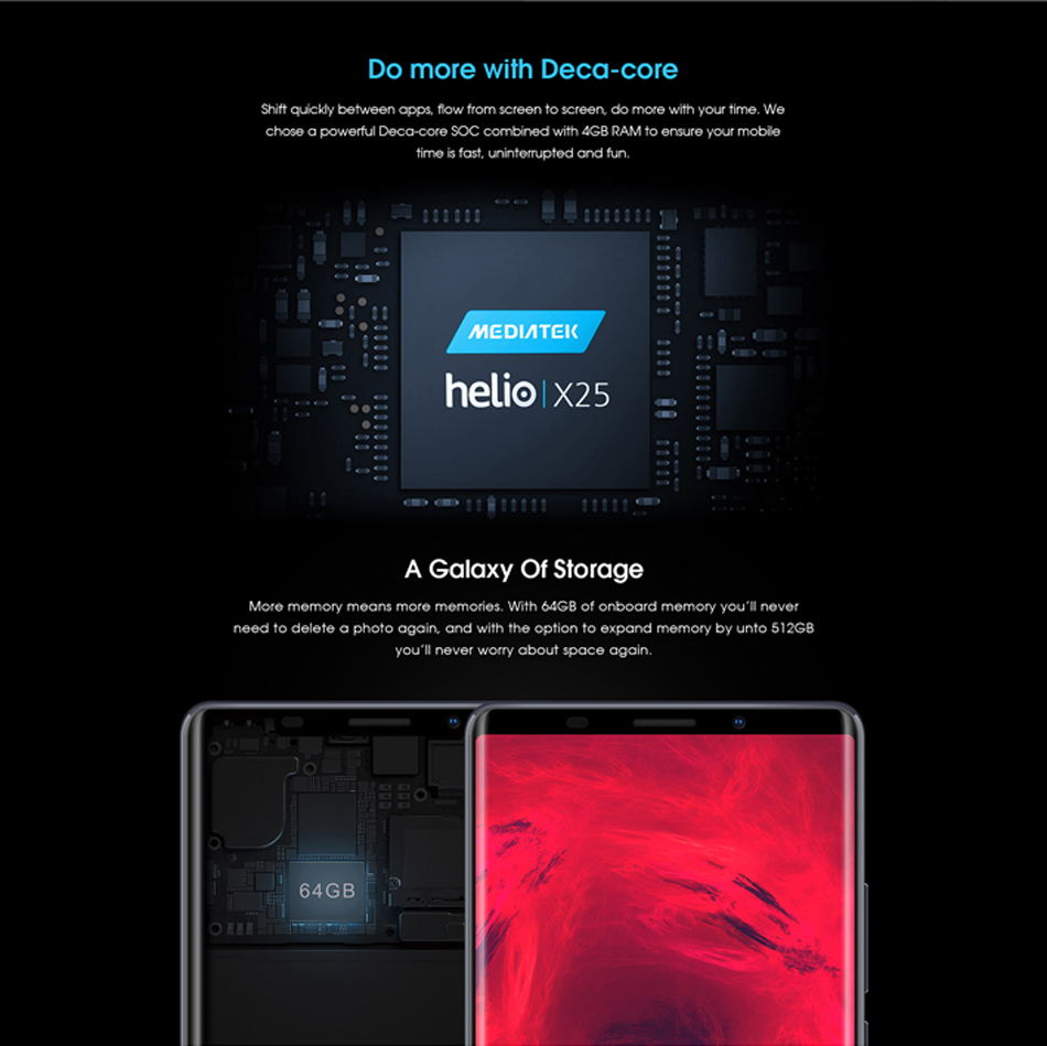 hotsale elephone p11 3d smartphone