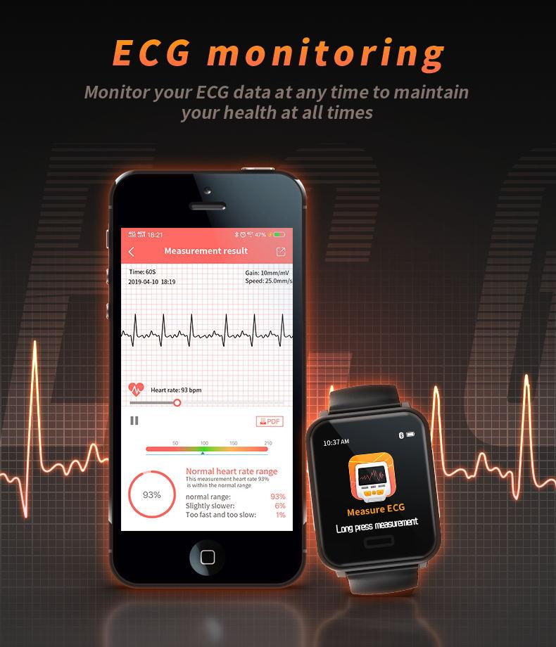 new gmove e33 bluetooth smartwatch
