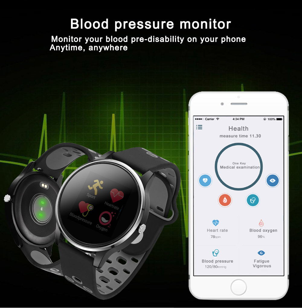 new gmove jsw168 smartwatch