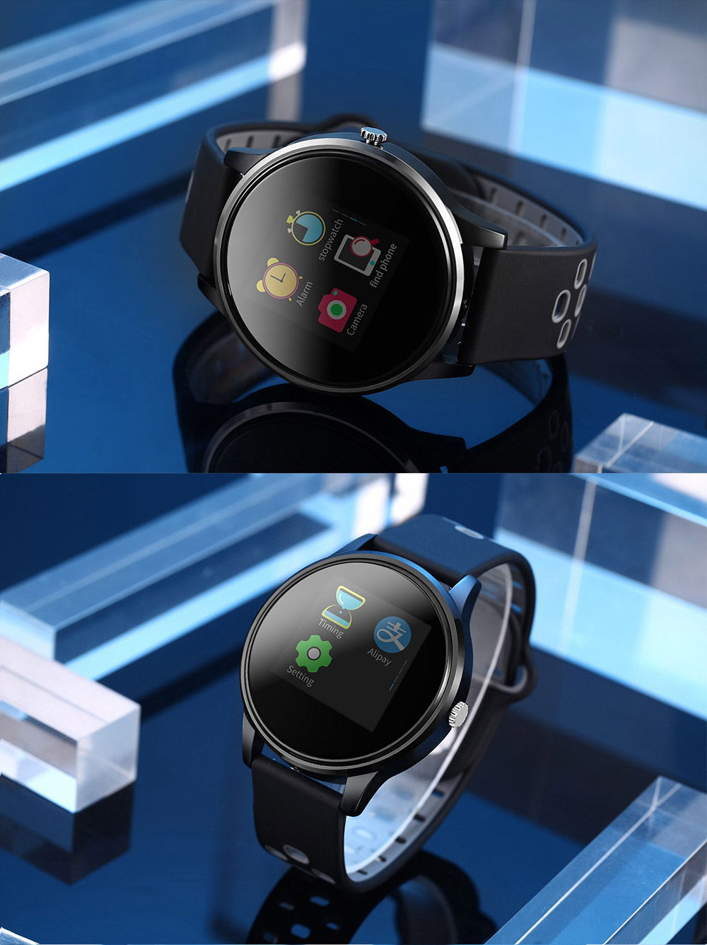 gmove jsw168 smartwatch review