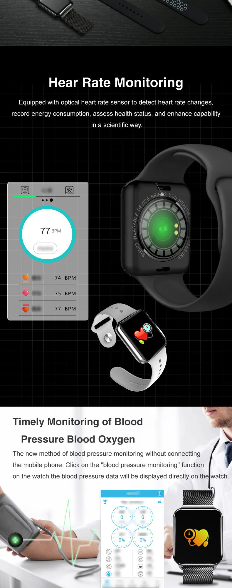 buy gmove gs08 sports smartwatch
