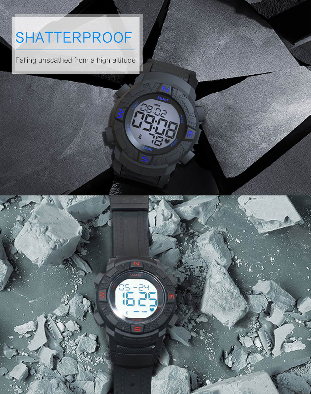 new gmove gw66 sports smartwatch