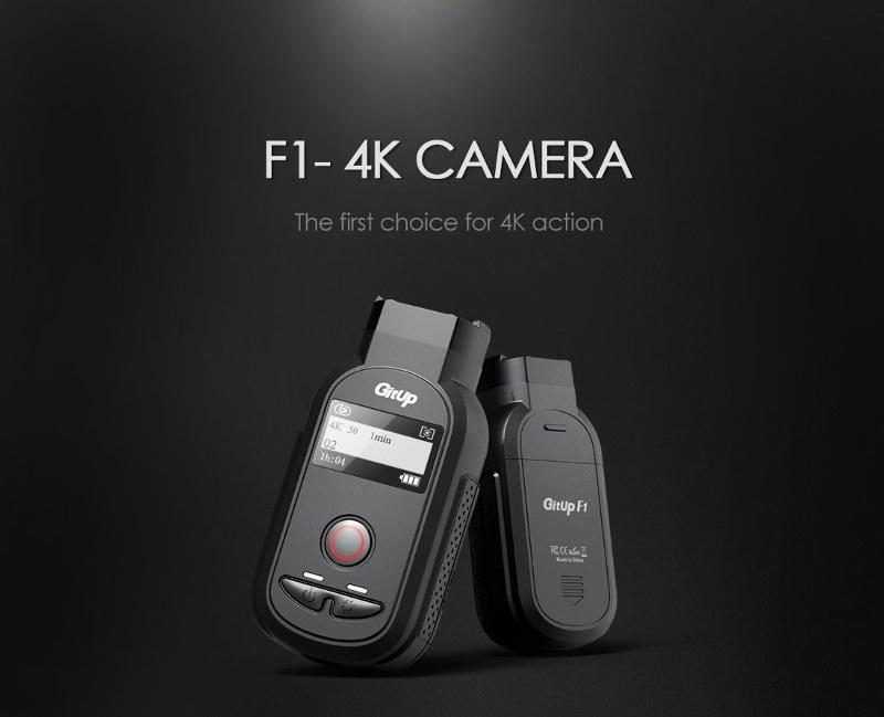 gitup f1 4k sports camera