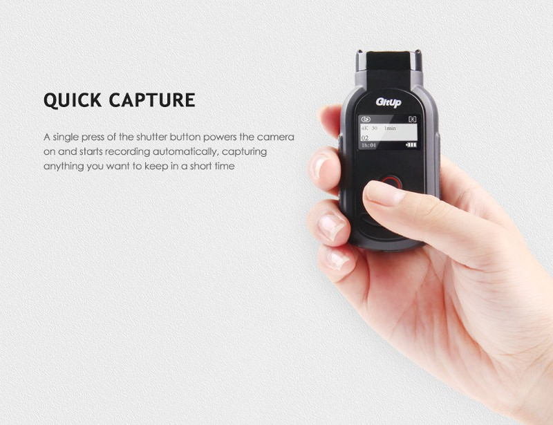 buy gitup f1 4k sports wifi camera