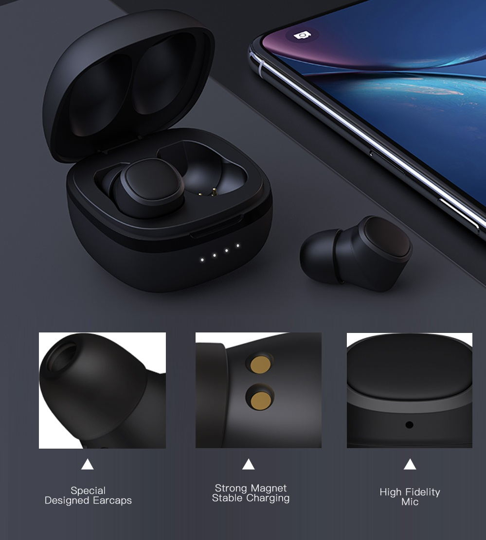 goral t1x bluetooth earphone price