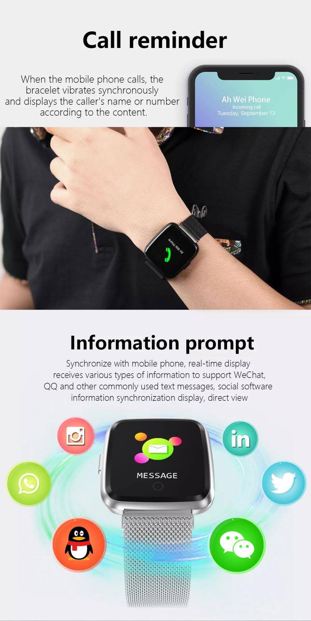 buy goral y7 sports smartwatch