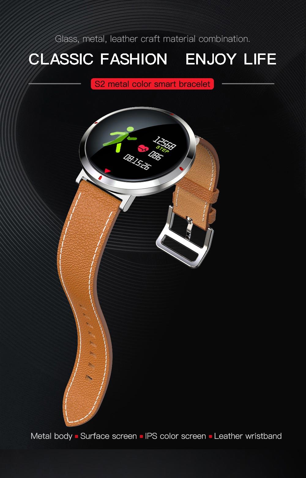 new goral s2 pro smartwatch