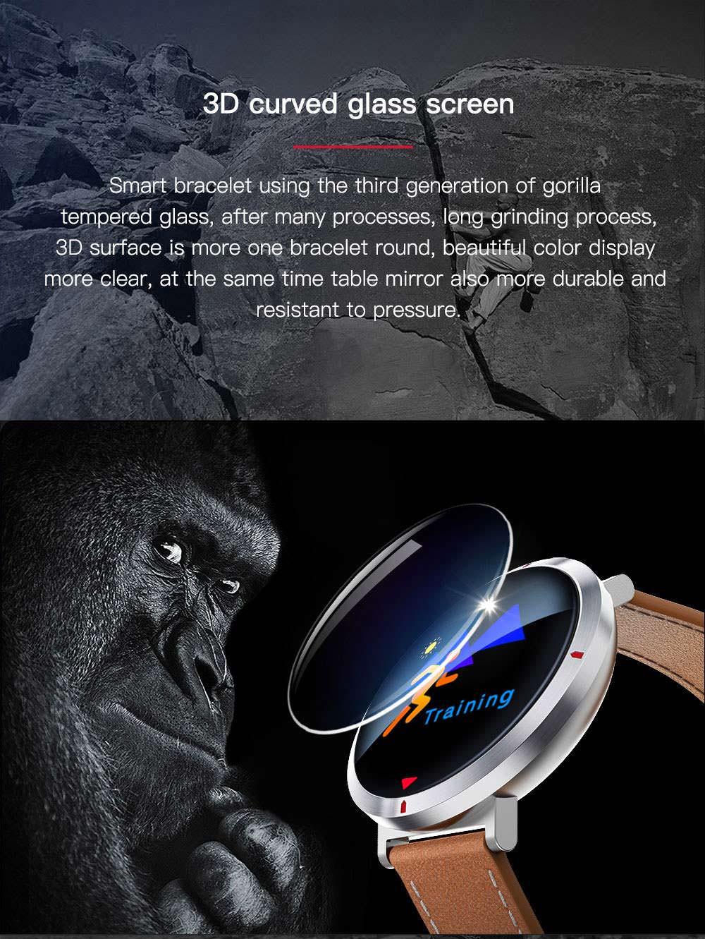 2019 goral s2 pro smartwatch