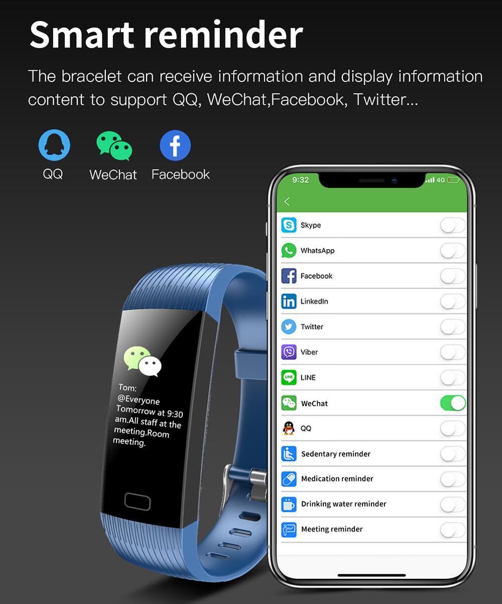 goral z6 smart bracelet for sale