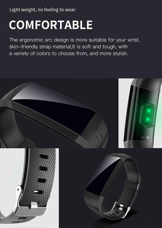 price goral z6 smart bracelet