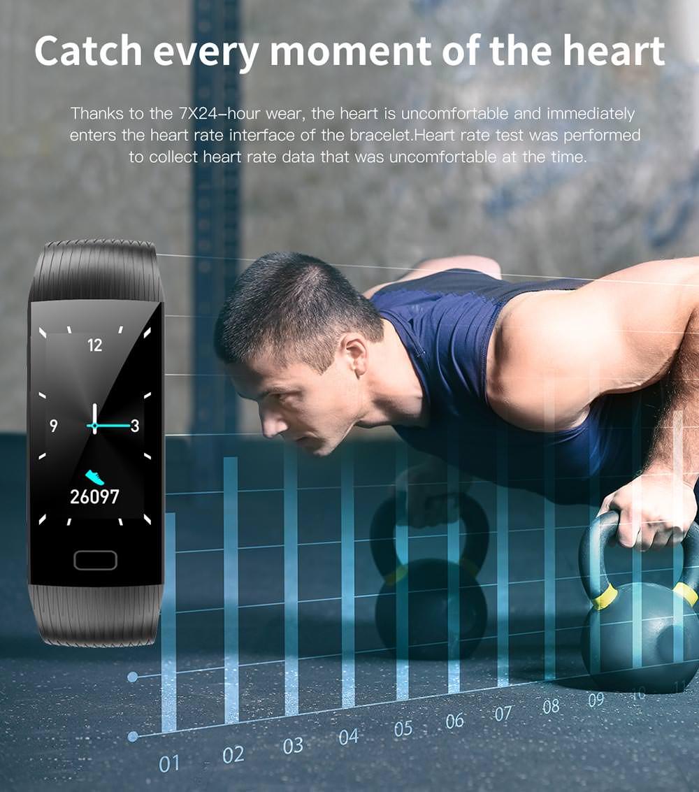 buy goral z6 sport smart bracelet