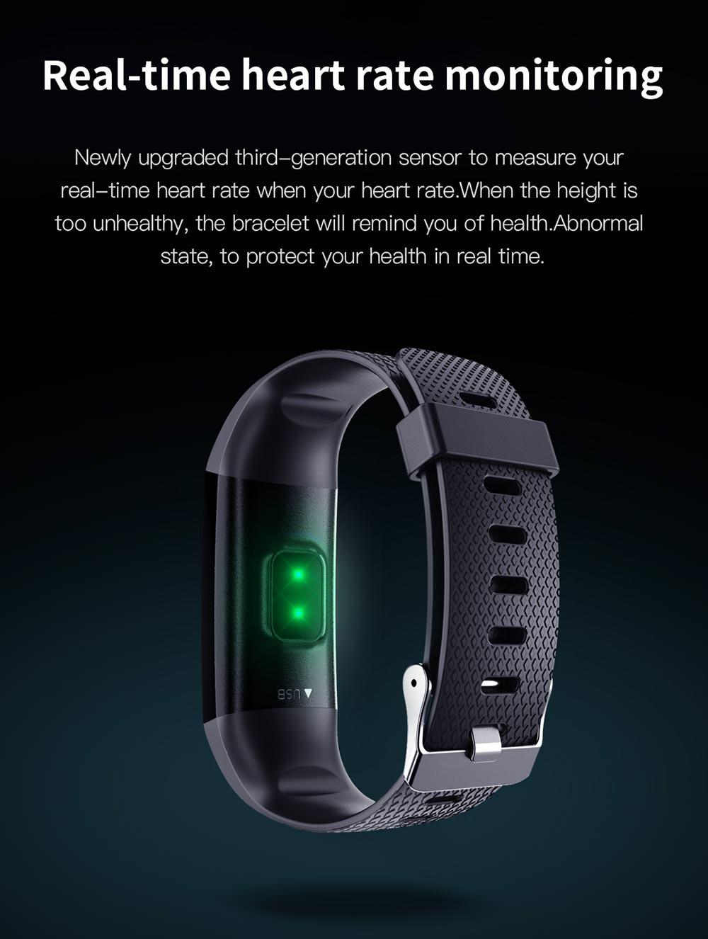 goral z6 sport smart bracelet 2019