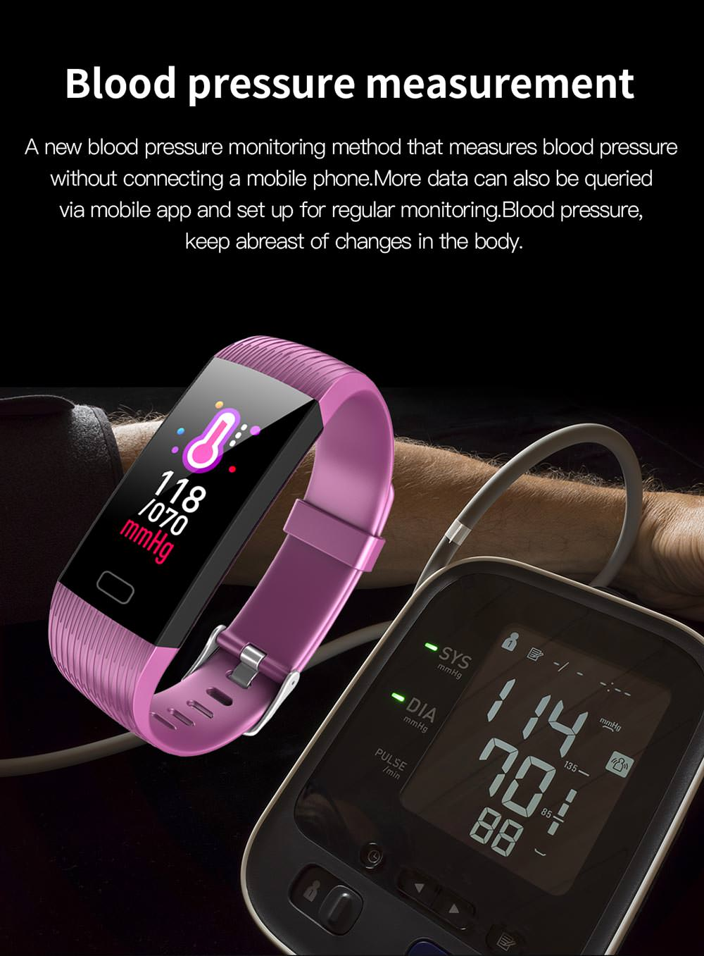 goral z6 sport smart bracelet for sale