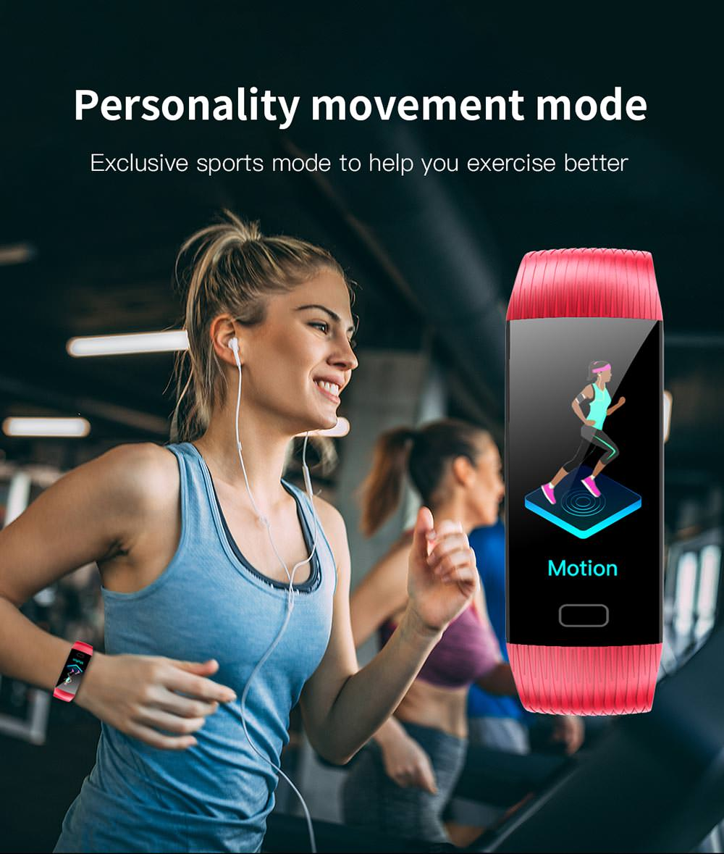 goral z6 sport smart bracelet review