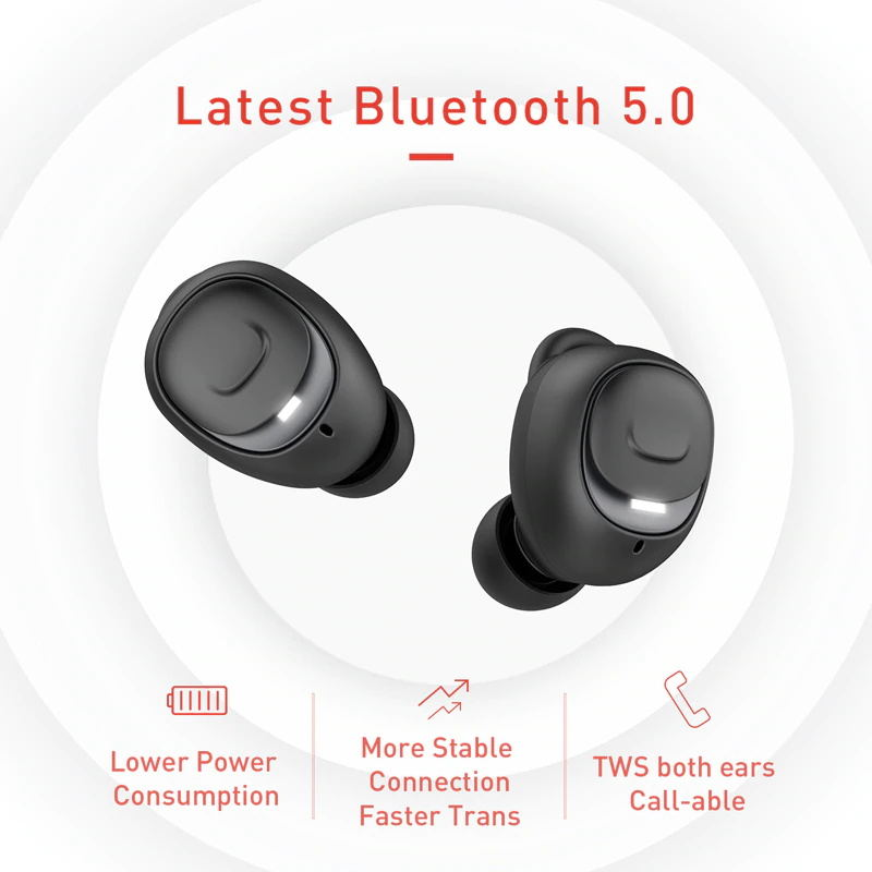 new havit i93 bluetooth earphones