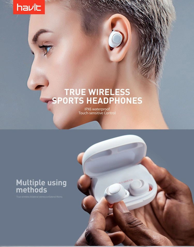 havit i96 wireless earbuds