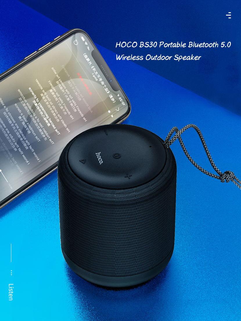 hoco bs30 wireless speaker