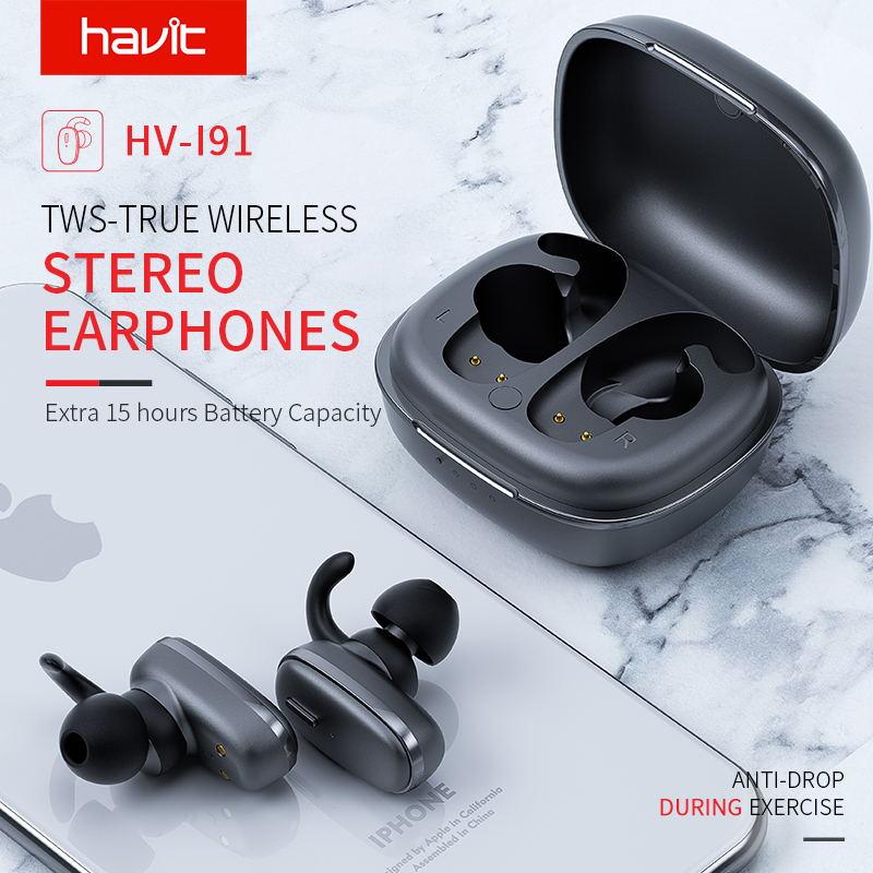 havit i91 tws earphones