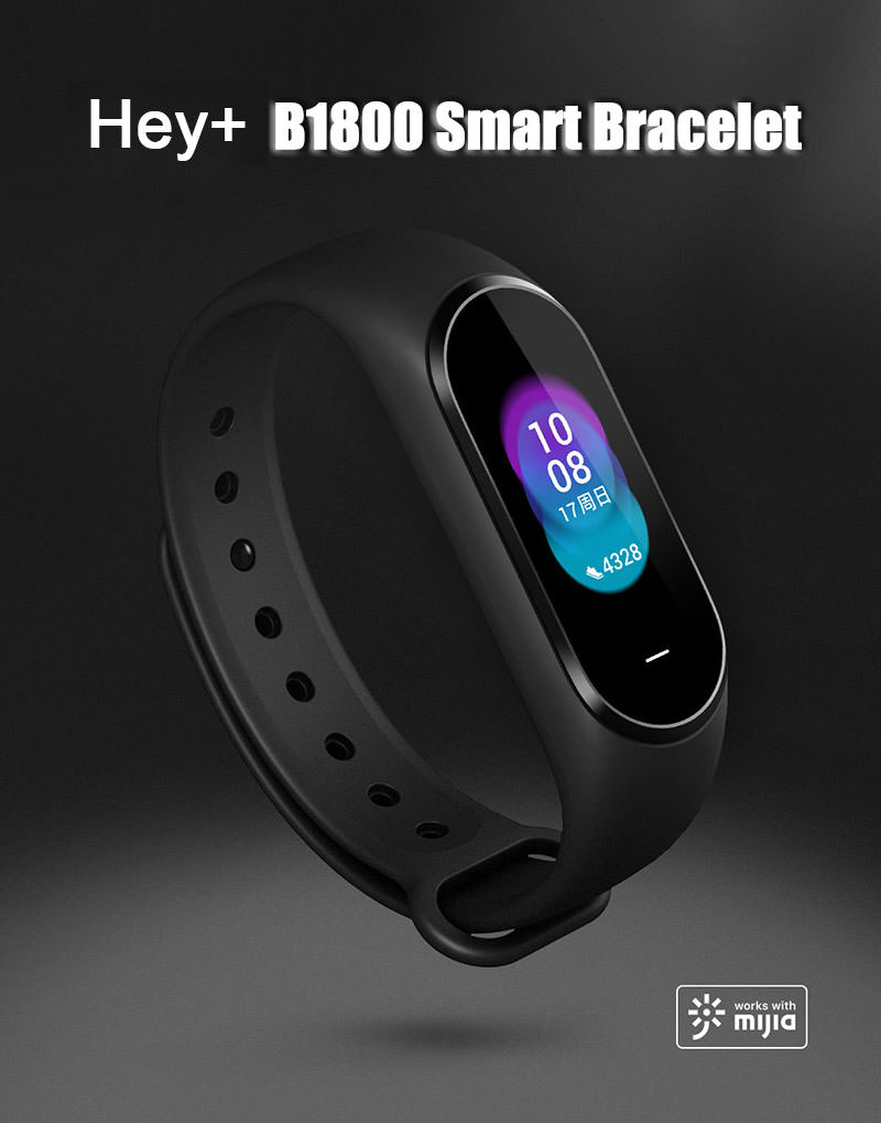 heyplus b1800 smart bracelet