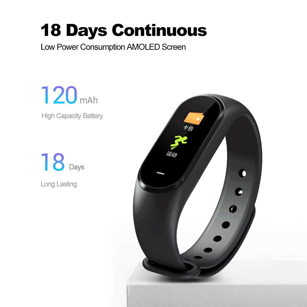 heyplus b1800 smart nfc bracelet for sale