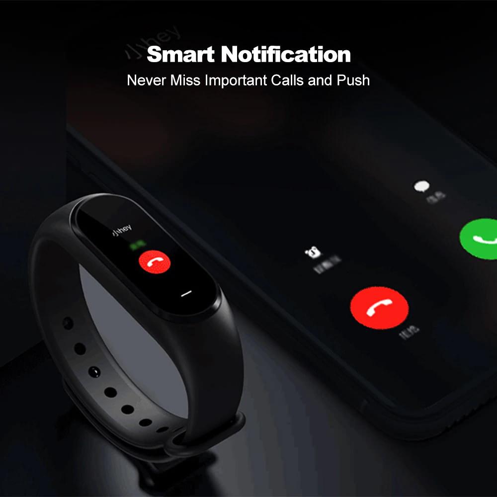 heyplus b1800 5atm smart bracelet 2019