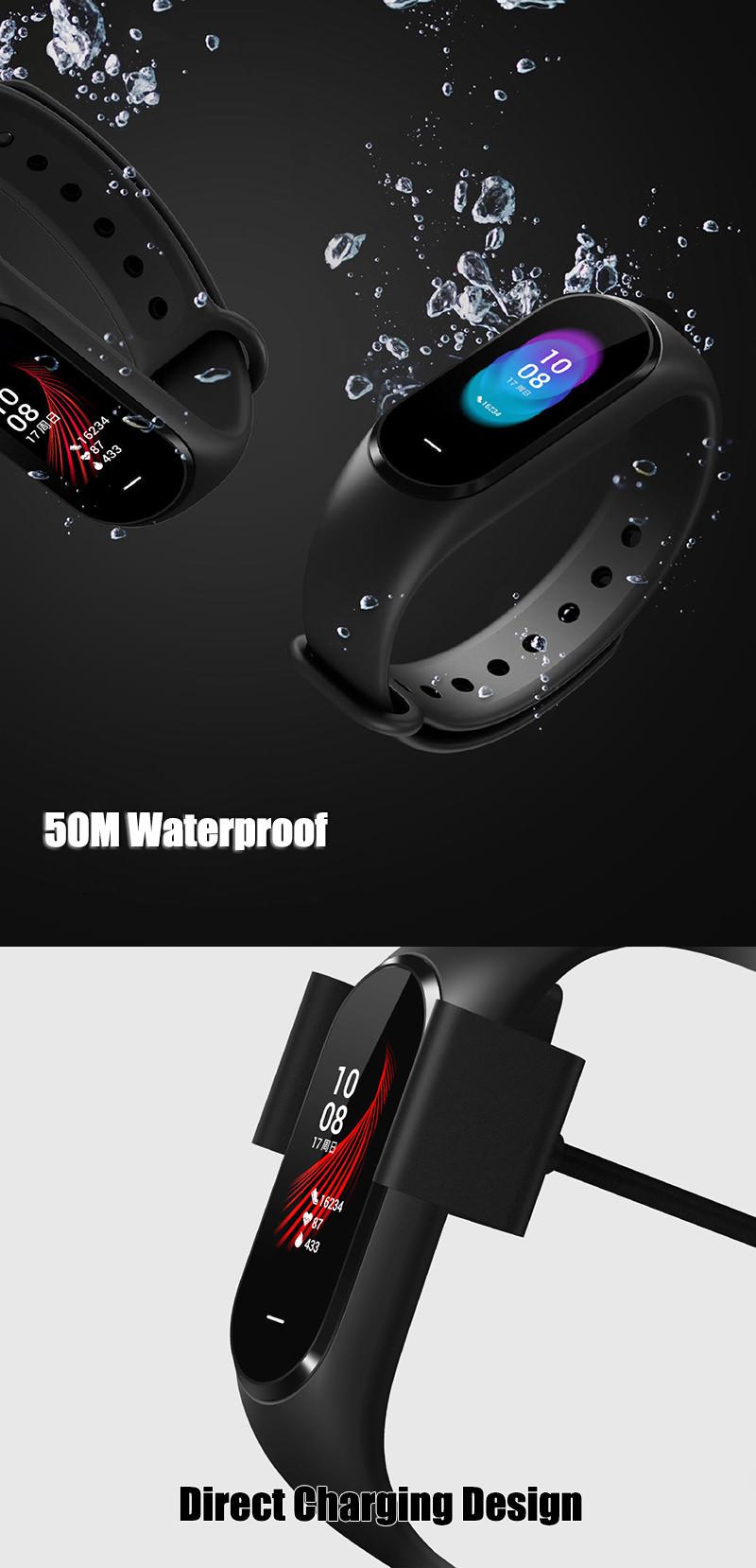 heyplus b1800 smart nfc bracelet