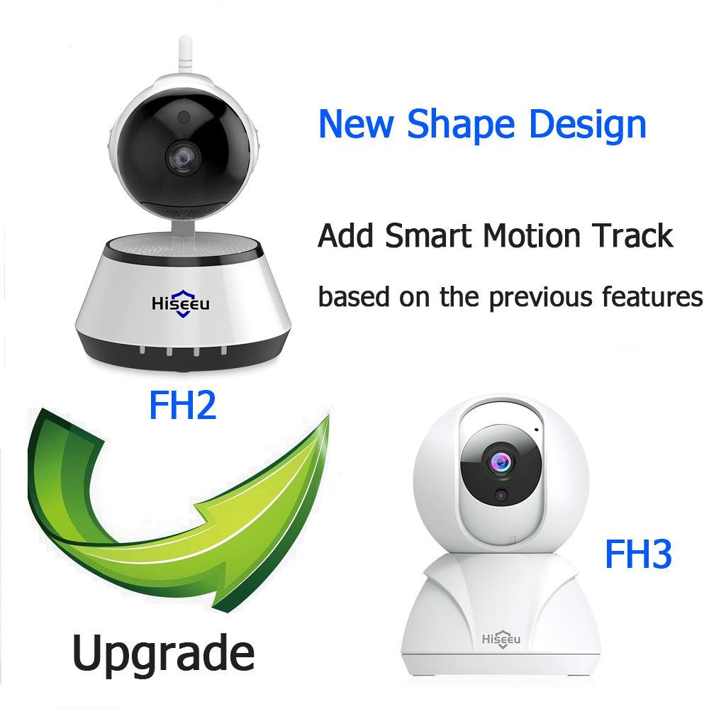 hiseeu fh3c ip camera