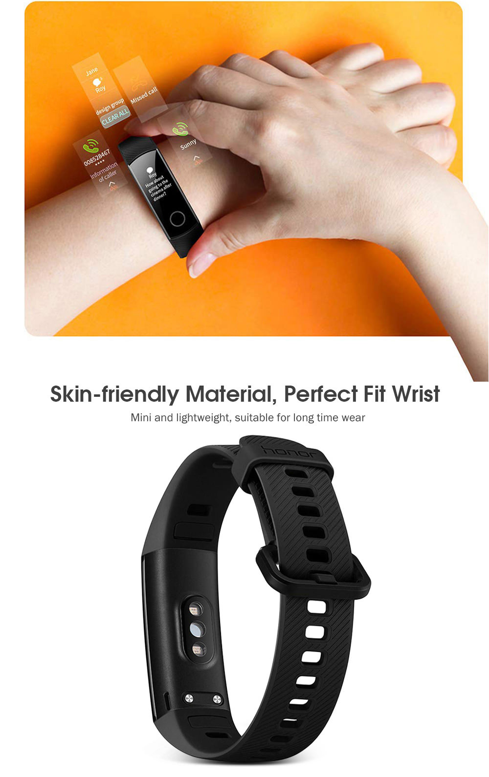 buy huawei honor band 5 smart bracelet