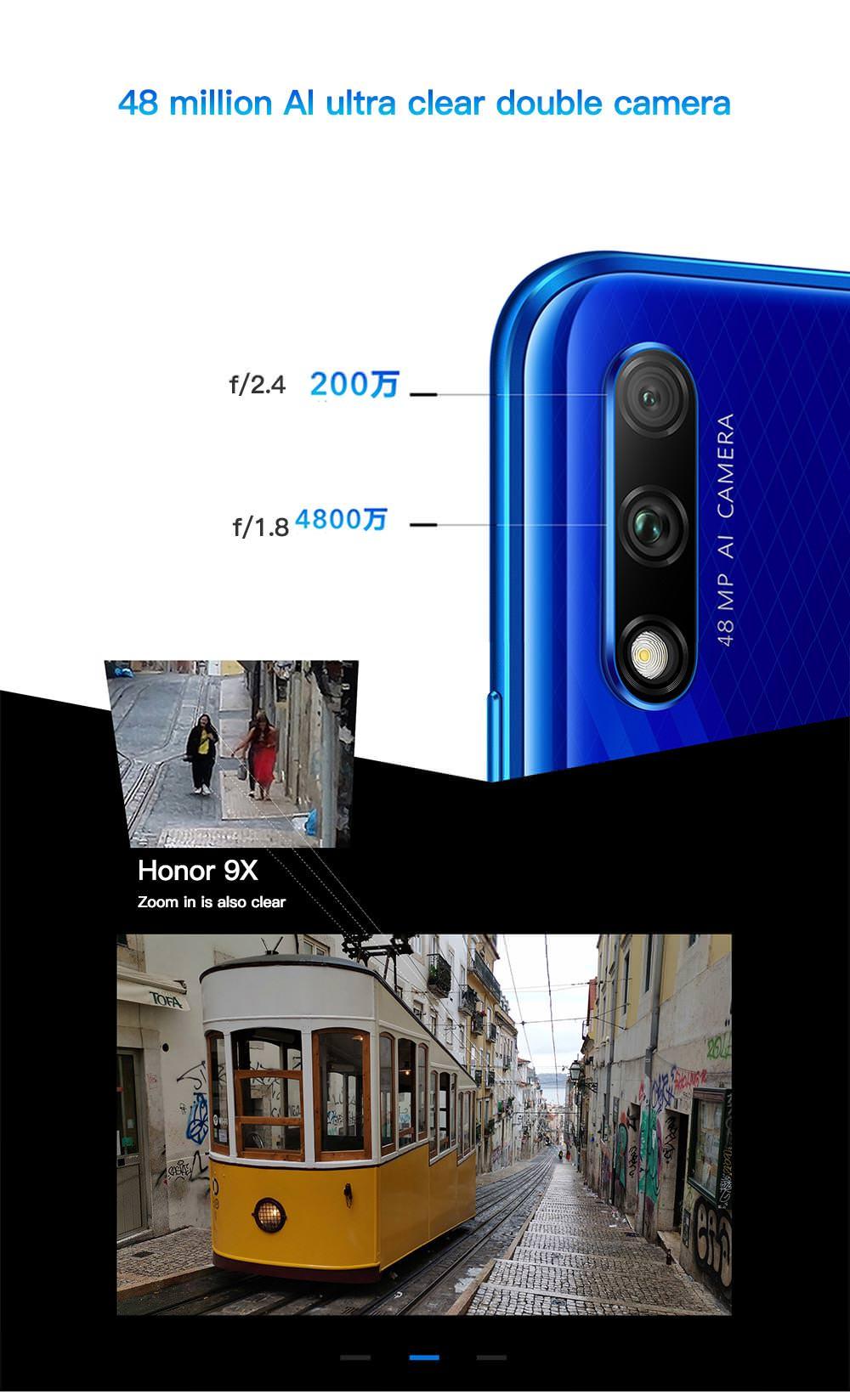 huawei honor 9x smartphone 2019