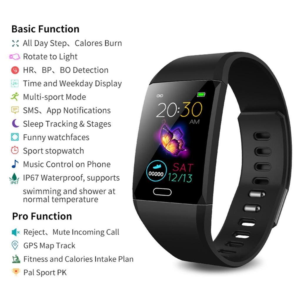 new it110plus fitness tracker