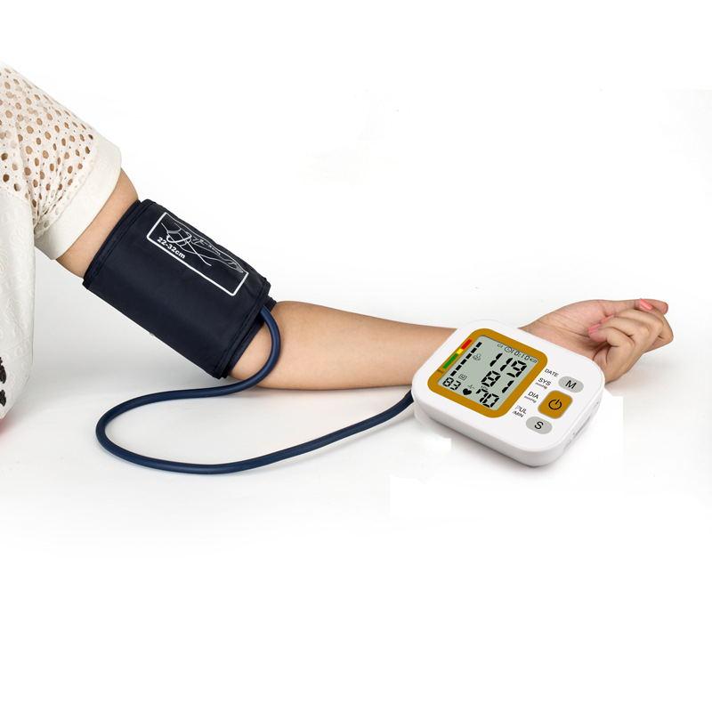 jziki digital upper arm blood pressure monitor