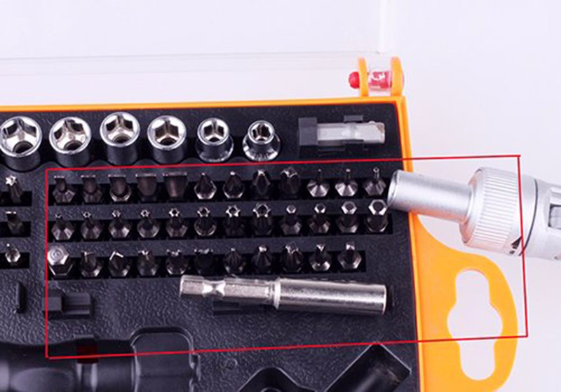 new jakemy jm-6108 screwdriver set