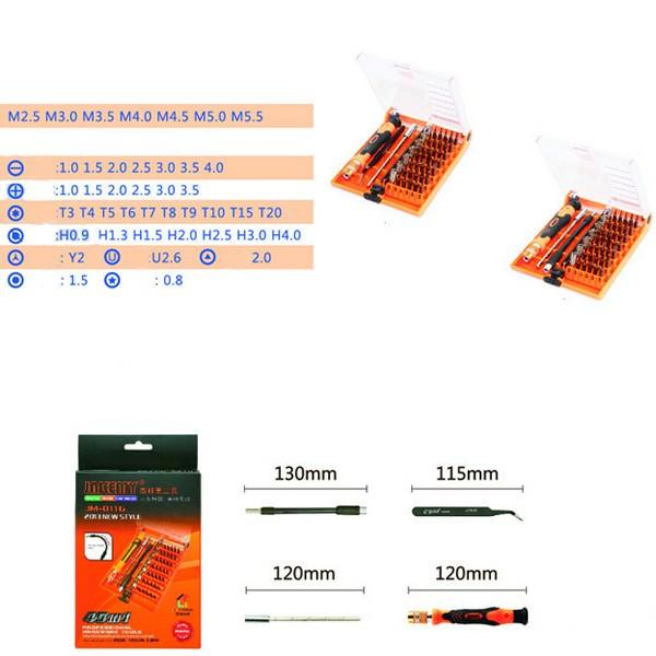 jakemy jm-8115 magnetic screwdriver set review