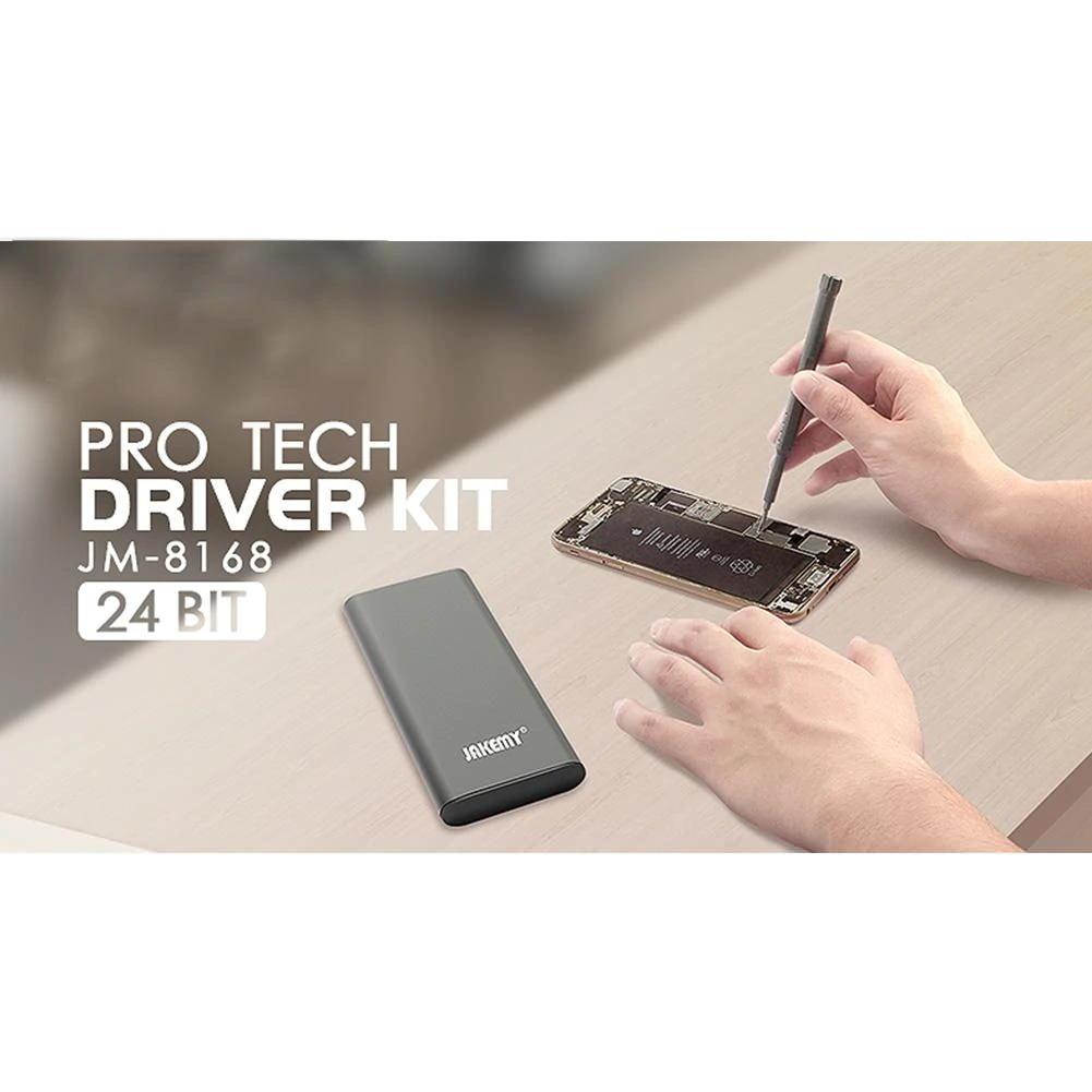 new jakemy jm-8168 screwdriver