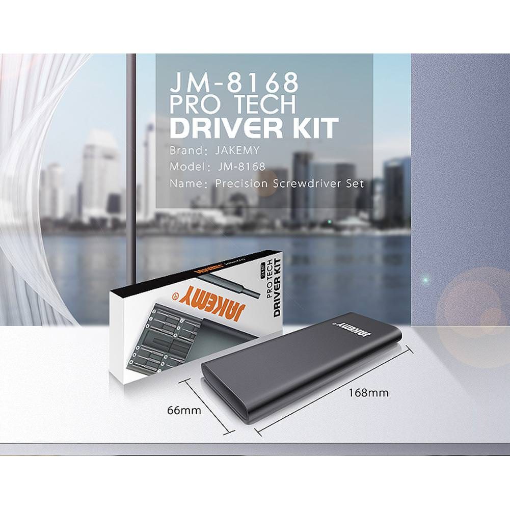 2019 jakemy jm-8168 screwdriver
