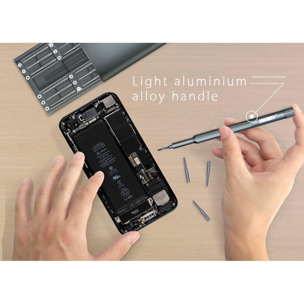 jakemy jm-8168 screwdriver review