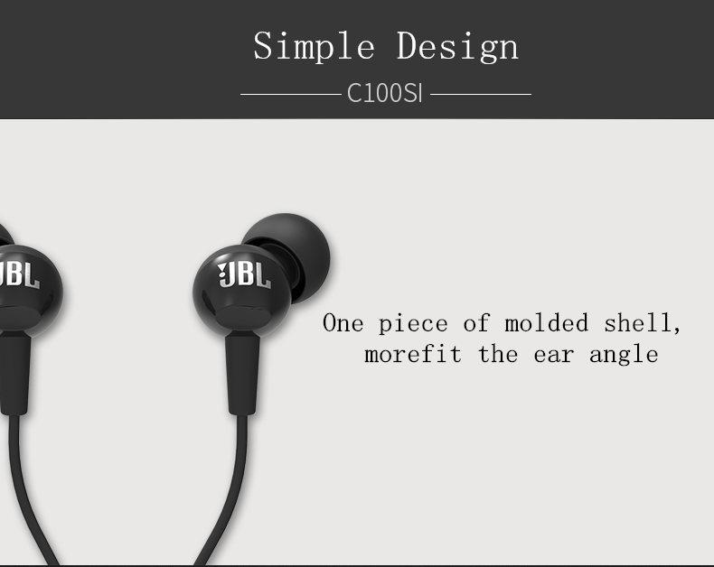 price jbl c100si in-line earphone