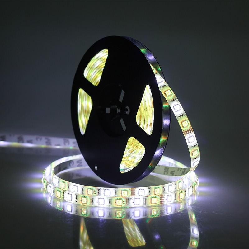 jiawen 5m 5050 rgbw led strip lights set online